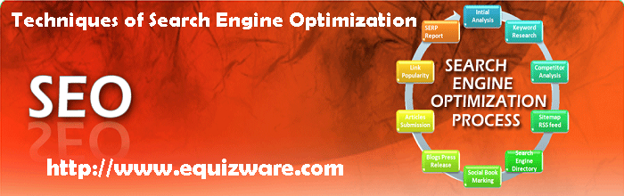 Techniques of Search Engine Optimization